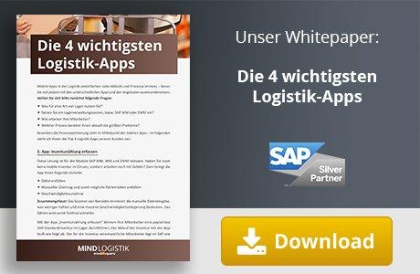 Unser Whitepaper: Die 4 wichtigsten Logistik-Apps