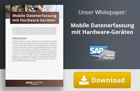 Unser Whitepaper zum Thema: Mobile Datenerfassung mit Hardware-Geräten