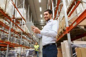 Compatibilitycheck für SAP WM und Stockroom Management