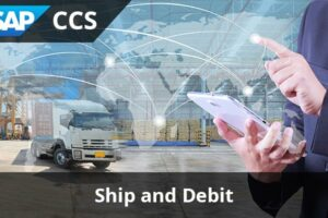 Ship-and-Debit mit SAP CCS