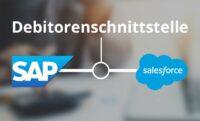 Debitorenscnittstelle SAP - Salesforce