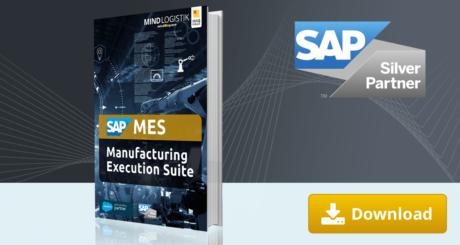 Das E-Book zu SAP MES steht Ihnen zum Gratisdownload zur Verfügung.
