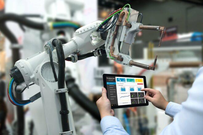 SAP ME ist für die Produkt- und Materialverfolgung innerhalb des produktionsnahen Umfeldes zuständig.