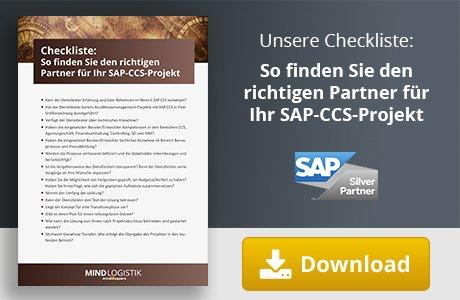 Der richtige Partner für Ihr SAP-CCS-Projekt