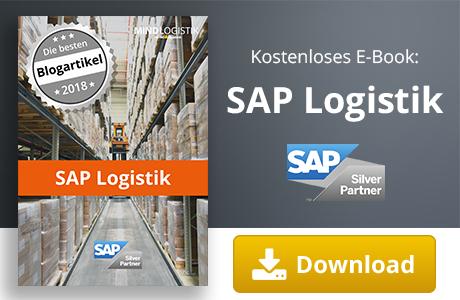 Unser E-Book zum Thema Die besten Blogbeiträge zum Thema SAP Logistik