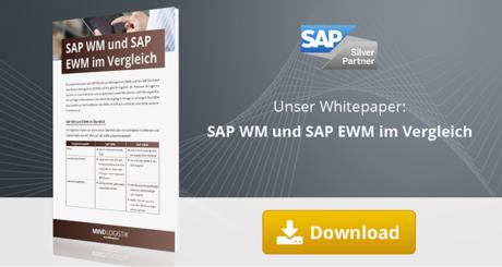 Whitepaper zu SAP WM und EWM im Vrergleich.