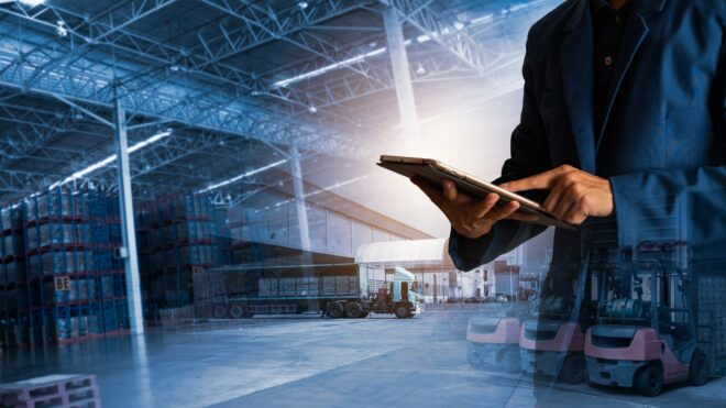 SAP Connected Goods ermöglicht eine Realisierung übergreifender IT.