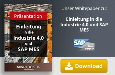 Industrie 4.0 mit SAP MES [Präsentation]