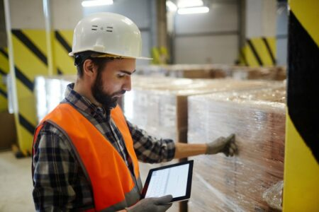 """Einrichtung """"SAP Betriebsdatenerfassung für die Produktion"""""""