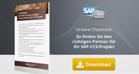 So finden Sie den richtigen Partner für Ihr SAP CCS Projekt