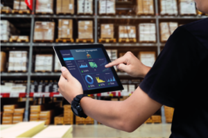 Unsere SAP MM App: Materialinformation