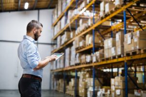 SAP WM App: Lagereinheit-Information