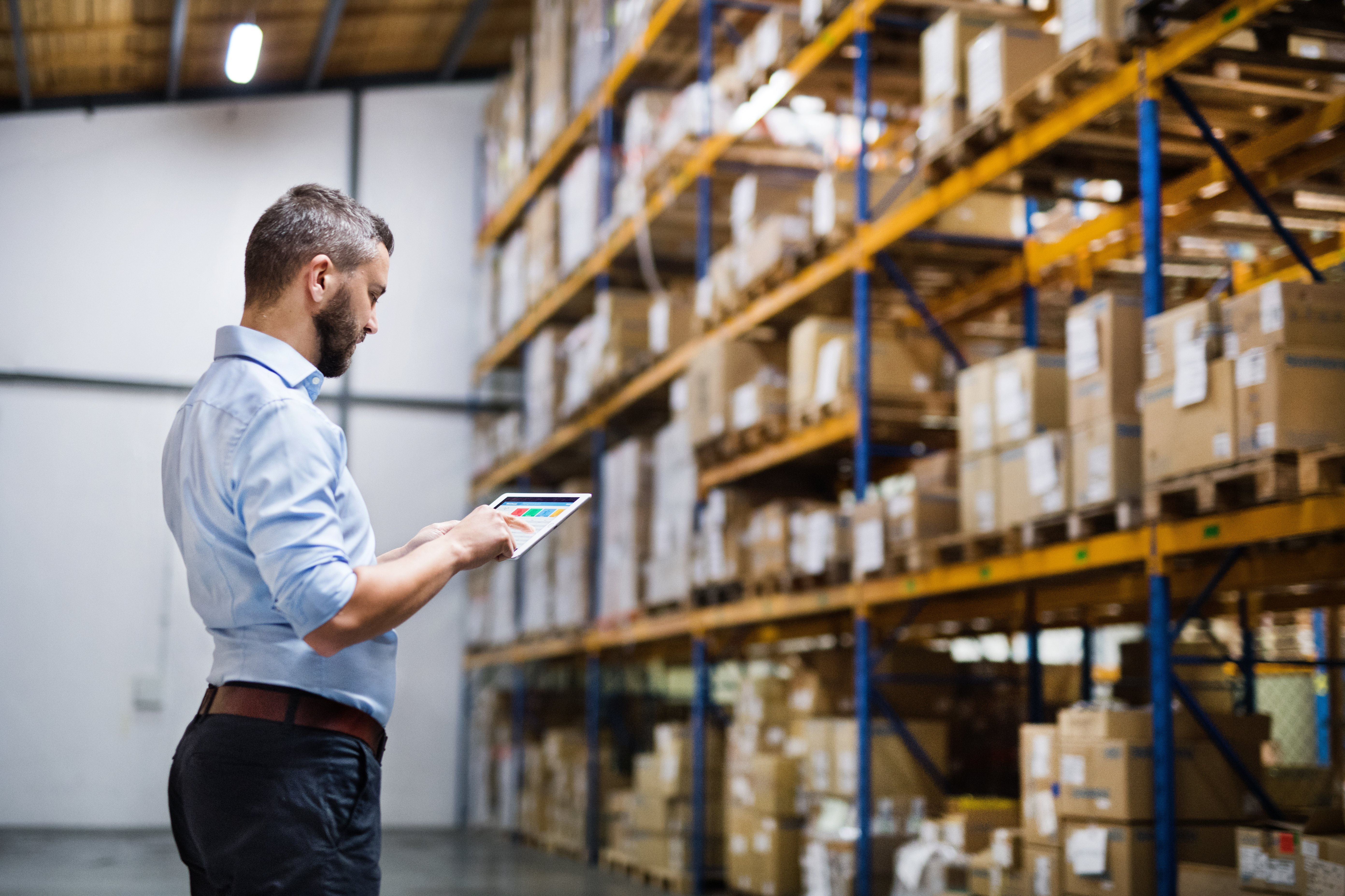SAP WM App: Lagereinheit-Information