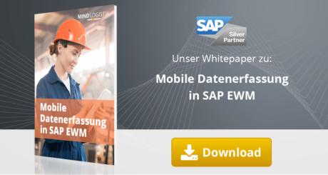 Whitepaper: Mobile Datenerfassung in SAP EWM