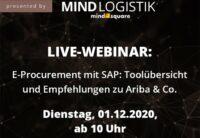 E-Procurement Live-Webinar