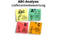 So setzen Sie die ABC-Analyse bei der Lieferantenbewertung ein