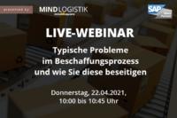 Probleme im Beschaffungsprozess Live-Webinar