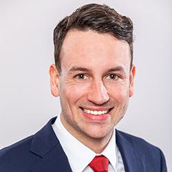 Tim Lutz Fachbereichsleiter von Mindlogistik